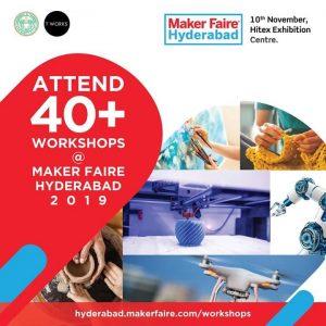Maker Faire Hyderabad @ Hitex Exhibition Center