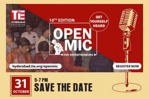 10th Open Mic - For Entrepreneurs @ TBD